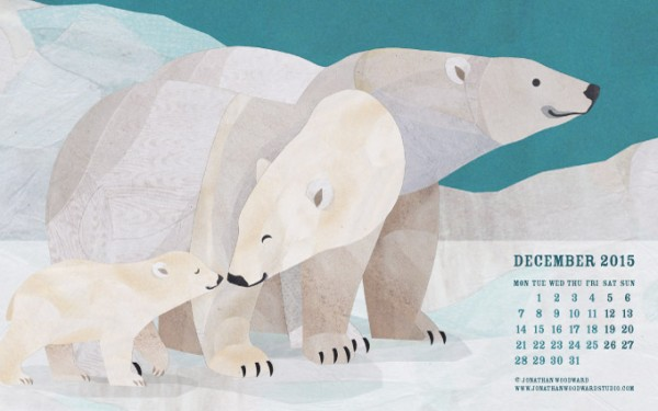 polar bears jonathan woodward