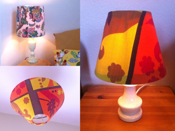handmade lamp covers