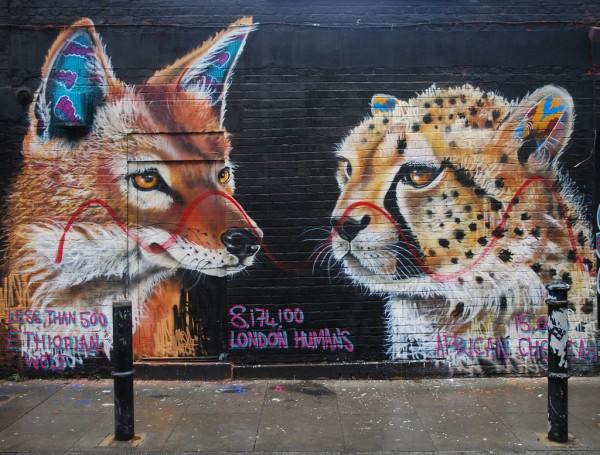 louis masai street art