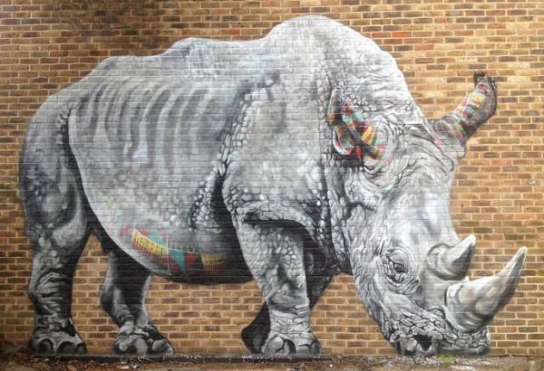 street-art-louis-masai-rhino