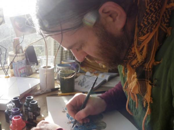 stu mclellan painting
